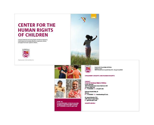 CHRC report design