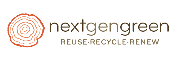 nextgengreen logo / by hello belle studio