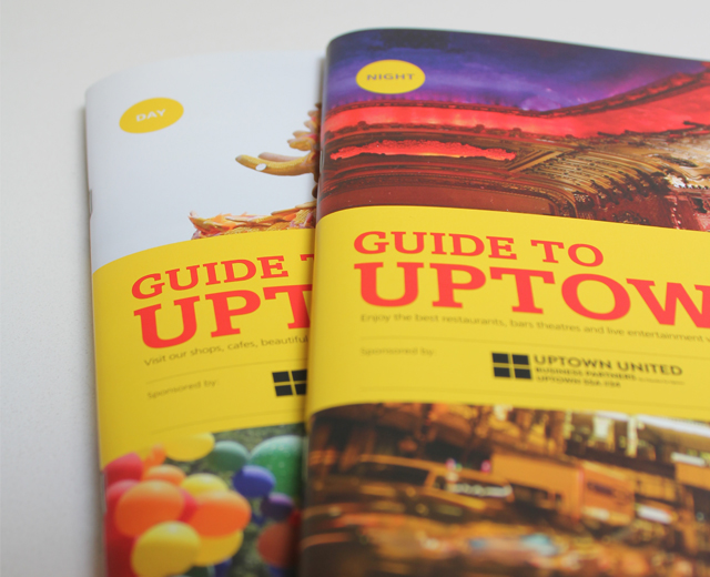 Guide to Uptown / by hello belle studio